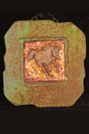 Jeanne Dana Paper and Stone Galloping Horse - Product Mini Image