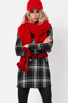 Pia Rossini Galway Scarf - Product List Image