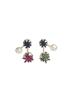 Shoptiques Product: Alondra Stud Earrings