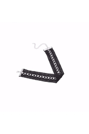 galys fashion house Amy Crisscross Choker - Side cropped