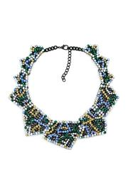 galys fashion house Aubrey Collar Necklace - Product Mini Image