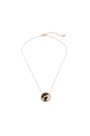 galys fashion house Cheyenne Necklace - Front cropped