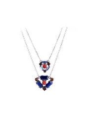galys fashion house Ember Layered Necklace - Side cropped