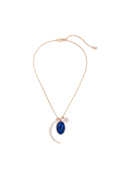 Shoptiques Product: Luna Charm Necklace