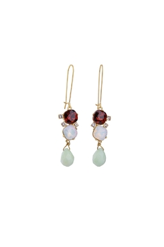 Shoptiques Product: Myla Drop Earrings