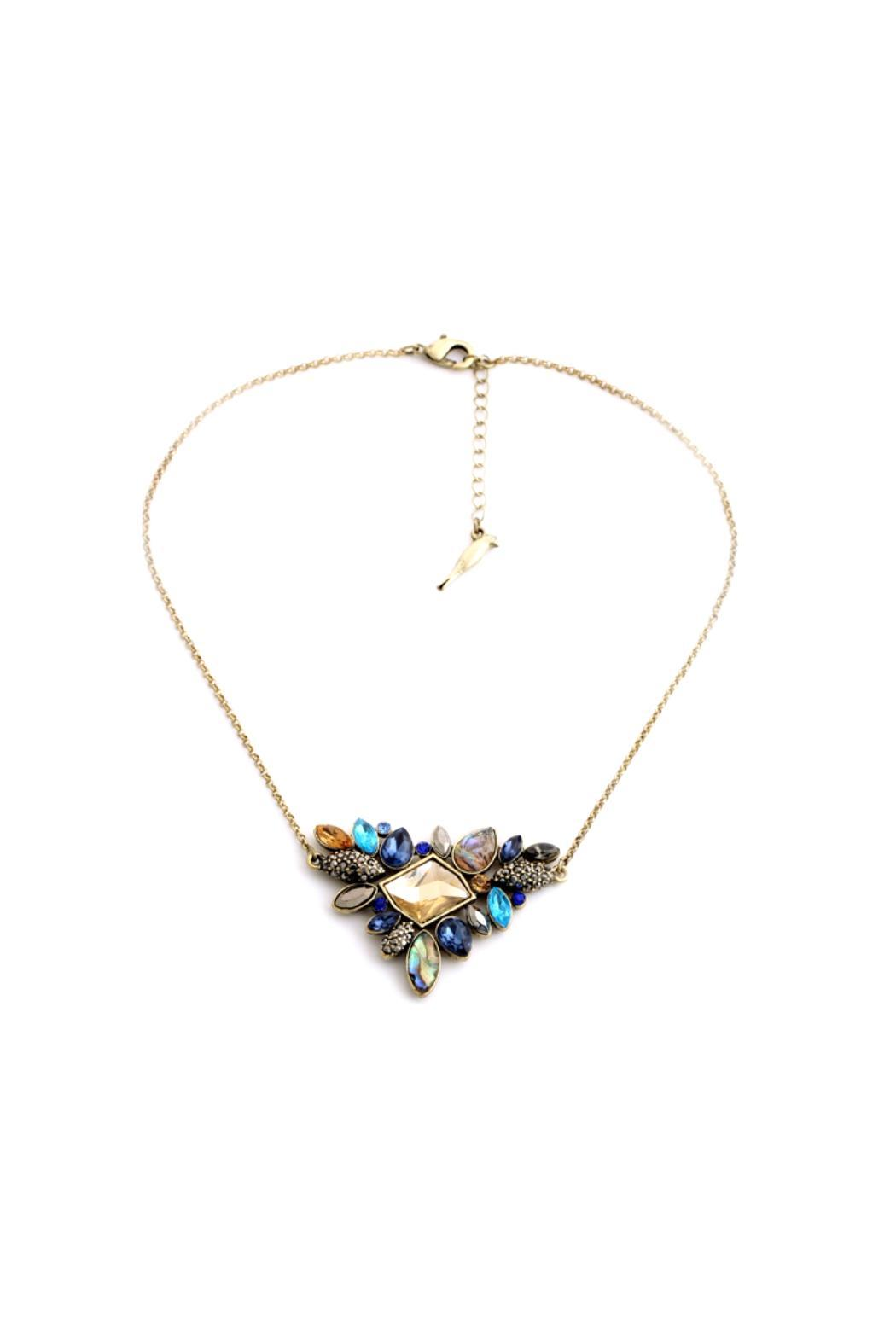 galys fashion house Pendant Chain Necklace - Main Image