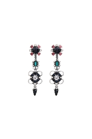 galys fashion house Rowan Statement Earrings - Product Mini Image