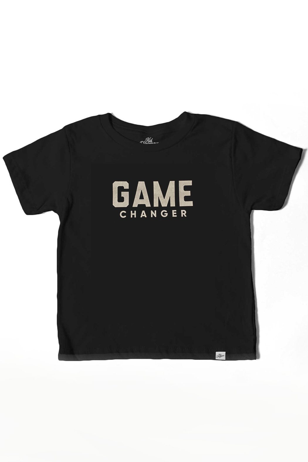 Kid Dangerous Game Changer Tee - Front Cropped Image