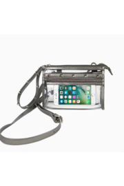 Purse N Game Day Clear Crossbody/ Wristlet - Product Mini Image