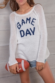 Wooden Ships Game Day Cotton - Product Mini Image