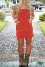 Glam Game Day Dress - Product Mini Image