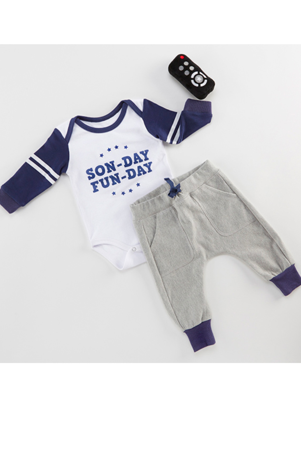 Baby Aspen Game Day - Front Full Image
