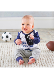 Baby Aspen Game Day - Front cropped