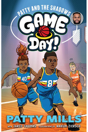 Usborne Game Day! Patty And The Shadows - Product Mini Image