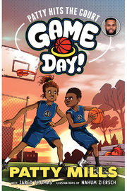 Usborne Game Day! Patty Hits The Court - Product Mini Image