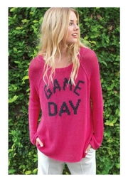 Wooden Ships Game Day Sweater - Product Mini Image