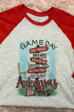 Kindred Mercantile Game Day Tee - Product List Image