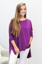 Adrienne Gameday Dolman - Side cropped