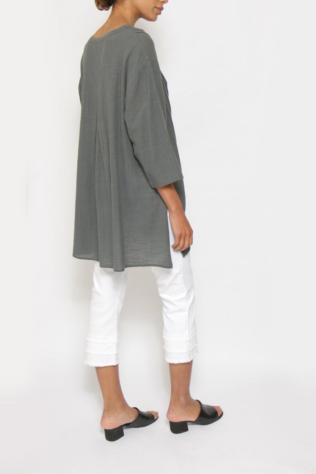 Two Danes Gamine Tunic - Front Full Image