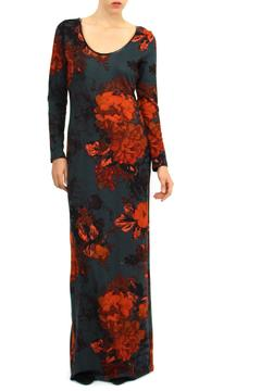 Gamla Fashion Floral Maxi Dress - Product List Image