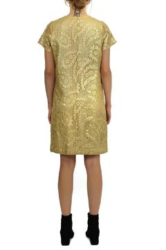 Gamla Fashion Golden Lace Dress - Alternate List Image