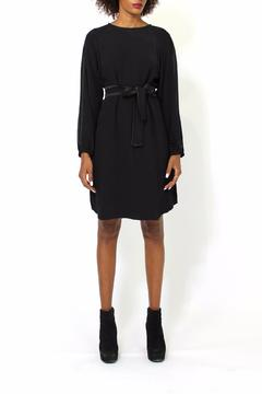 Shoptiques Product: Midi Black Dress