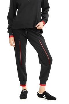 Shoptiques Product: Zipper Knee Sweatpants