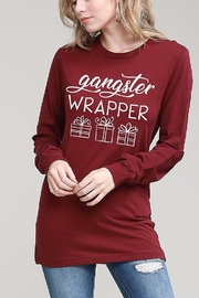 Lyn -Maree's Gangster Wrapper - Front cropped