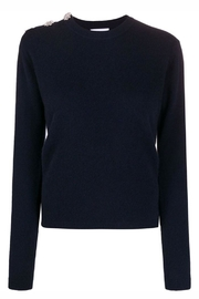 Ganni Cashmere Knit Pullover - Side cropped
