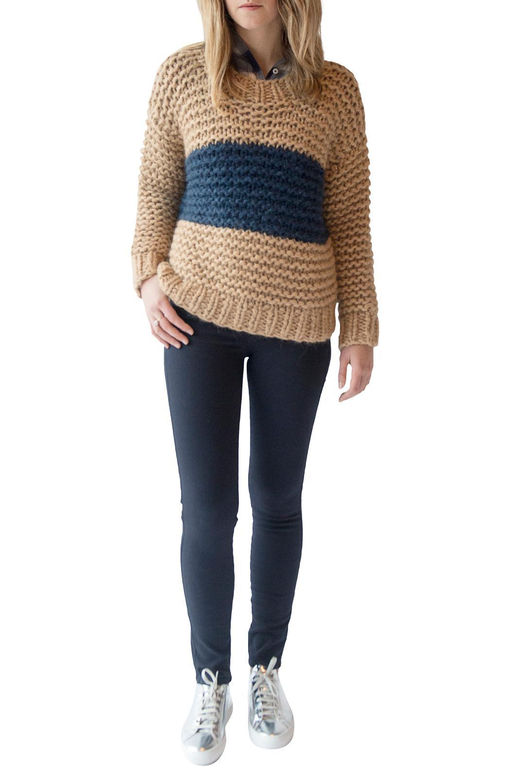 Ganni Chunky Knit Sweater from Portland by WM GOODS — Shoptiques