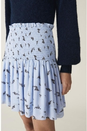 Ganni Georgettte Smock Skirt - Product Mini Image