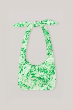 Ganni Padded Tech Mini Tote - Product List Image