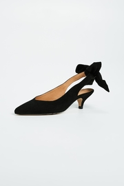 Ganni Sabine Pump - Front full body