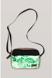 Ganni Tech Fabric Bag - Front cropped