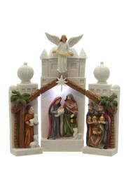 Ganz 3pc Illuminated Nativity - Product Mini Image