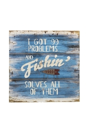 Ganz Problems Plaque - Product Mini Image