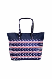 Ganz Americana Insulated Tote - Front cropped