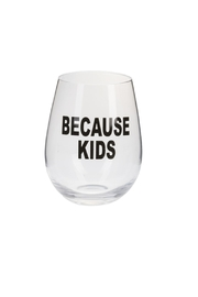 Ganz Because Kids Stemless - Product Mini Image