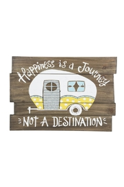 Ganz Camper Journey Plaque - Product Mini Image