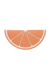 Ganz Citrus Clutch Orange - Product Mini Image