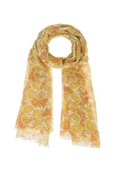 Ganz Citrus Scarf - Alternate List Image