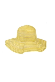 Ganz Citrus Sun Hat-Yellow - Product Mini Image