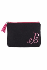 Ganz Cosmetic Bag - Front cropped
