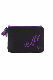 Ganz Cosmetic Bag - Back cropped