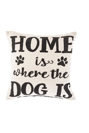Ganz Dog Home Pillow - Product Mini Image
