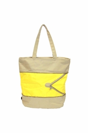 Ganz Expandable Tote Sesame - Product Mini Image