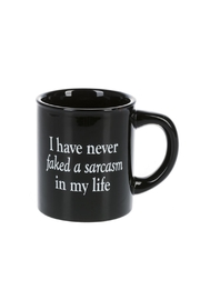 Ganz Fake Sarcasm Mug - Product Mini Image