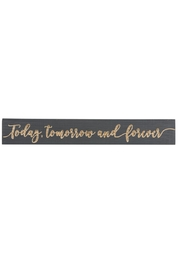 Ganz Forever Plaque - Product Mini Image