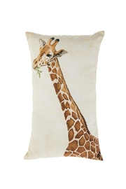 Ganz Giraffe Pillow - Product Mini Image