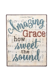 Ganz Grace Wall Plaque - Front cropped